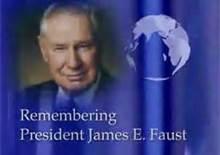 James E Faust