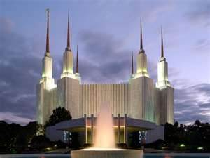 washington temple