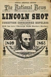 Lincoln newspaper
