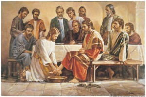 Jesus-Wash-Feet-Mormon