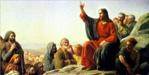 JesusChristSermonOnTheMount 1