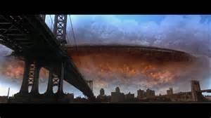alien over new york