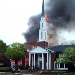 UNHEEDED FIRE ALARM