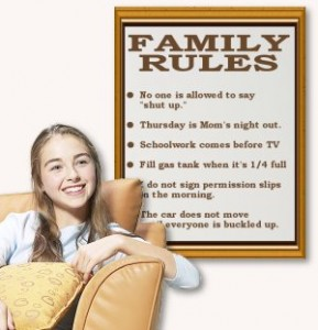 family-rules